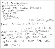 Staple Hill Dentist review